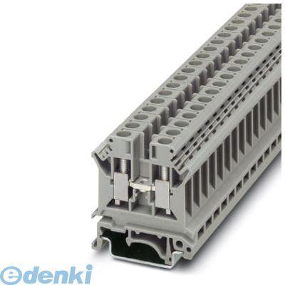 フェニックスコンタクト Phoenix Contact UK6N 接続式端子台 - UK 6 N - 3004524 50入