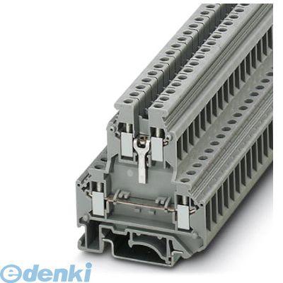 フェニックスコンタクト(Phoenix Contact) [UKK5-BE] コンポーネント端子台 - UKK 5-BE - 3048027 (50入) UKK5BE