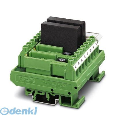 フェニックスコンタクト Phoenix Contact UMK-4OM-R/MF フォトカプラモジュール - UMK- 4 OM-R/MF - 2970882 UMK4OMRMF