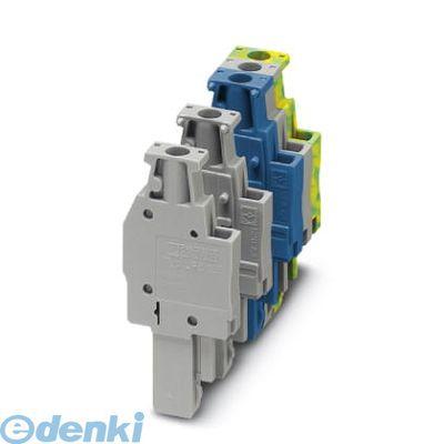 フェニックスコンタクト Phoenix Contact UPBV2.5/1-LBU コネクタ - UPBV 2,5/ 1-L BU - 3045321 50入 UPBV2.51LBU