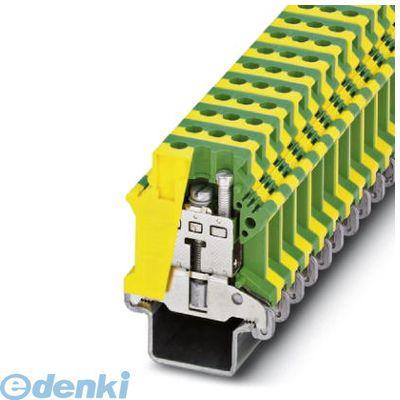 フェニックスコンタクト Phoenix Contact USLKG16N-1 アース端子台 - USLKG 16 N-1 - 0443036 50入 USLKG16N1