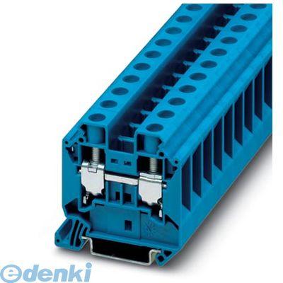 フェニックスコンタクト Phoenix Contact UT16BU 接続式端子台 - UT 16 BU - 3044209 50入