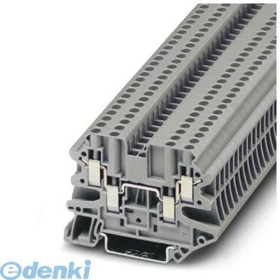 フェニックスコンタクト Phoenix Contact UT2.5-QUATTRO 接続式端子台 - UT 2,5-QUATTRO - 3044542 50入 UT2.5QUATTRO