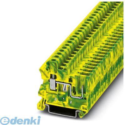 フェニックスコンタクト Phoenix Contact UT4/1P-PE アース端子台 - UT 4/ 1P-PE - 3045606 50入 UT41PPE