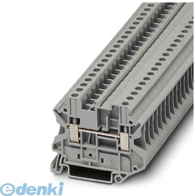 フェニックスコンタクト Phoenix Contact UT4-MTD 接続式端子台 - UT 4-MTD - 3046184 50入 UT4MTD