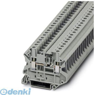 フェニックスコンタクト(Phoenix Contact) [UT4-MTD-DIO/R-L-P/P] コンポーネント端子台 - UT 4-MTD-DIO/R-L-P/P - 3046359 (50入) UT4MTDDIORLPP