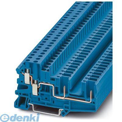 フェニックスコンタクト Phoenix Contact UT4-QUATTRO/2PBU 接続式端子台 - UT 4-QUATTRO/ 2P BU - 3060306 50入 UT4QUATTRO2PBU