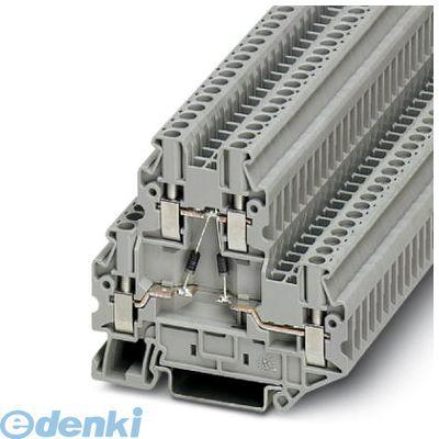 フェニックスコンタクト UTTB2.5-2DIO/O-UL/O-UR コンポーネント端子台 - UTTB 2,5-2DIO/O-UL/O-UR - 3046689 50入 UTTB2.52DIOOULOUR