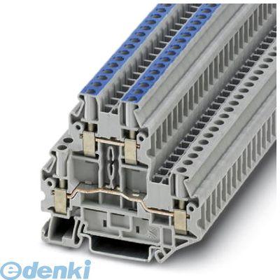 フェニックスコンタクト Phoenix Contact UTTB4-L/N 接続式端子台 - UTTB 4-L/N - 3044788 50入 UTTB4LN