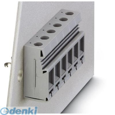 フェニックスコンタクト(Phoenix Contact) [VDFK6] パネル貫通型端子台 - VDFK 6 - 0711027 (50入)