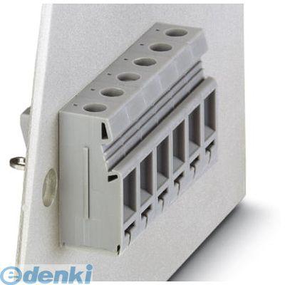 フェニックスコンタクト Phoenix Contact VDFK6/K-DP パネル貫通型端子台 - VDFK 6/K-DP - 0711043 50入 VDFK6KDP