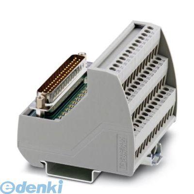 フェニックスコンタクト(Phoenix Contact) [VIP-3/SC/D25SUB/M/LED] 貫通モジュール - VIP-3/SC/D25SUB/M/LED - 2322168 VIP3SCD25SUBMLED