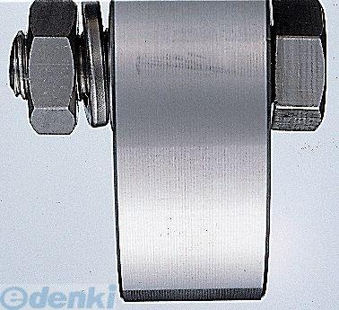 ヨコヅナ [JBP-1002] ステンレス重量戸車 車のみ100mm 平型 JBP1002