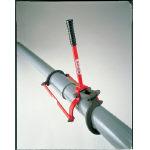 スーパーツール [A4] スーパー スーパーパイラー(塩ビ管連結工具)適合パイプ呼び寸法100 A 178-1804