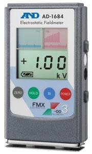 A&D AD-1684 直送 代引不可・他メーカー同梱不可 静電気測定器 AD1684