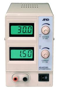 A&D AD-8723D 直流安定化電源 AD8723D