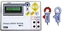 【予約受付中】【5月上旬以降入荷予定】【お買得商品!】マルチ計測器(MULTI) [MET2] クランプ式接地抵抗計 MET-2【送料無料】