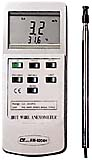 マルチ計測器 MULTI CN1118B デジタル風速・温度計 AM500 CN-1118B