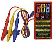 【個数:1個】マルチ計測器 MULTI CN1222 三相モーター回転方向検出・検相テスター 888PMR CN-1222