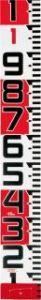 TJMデザイン タジマツール SYR-50TK 直送 代引不可・他メーカー同梱不可 シムロンロッド150 50M 1Mアカシロ SYR50TK【キャンセル不可】