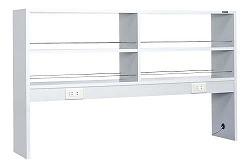 【個人宅配送不可】サカエ SAKAE SGK-18 直送 代引不可・他メーカー同梱不可 車上渡し サイド実験台 オプション オープン架台 SGK18
