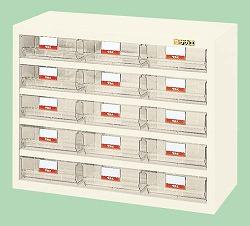 【個人宅配送不可】サカエ SAKAE HFS-15TLI 直送 代引不可・他メーカー同梱不可 車上渡し ハニーケース 樹脂ボックス HFS15TLI