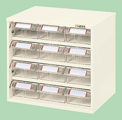 【個人宅配送不可】【個数:1個】サカエ SAKAE L4-12 直送 代引不可・他メーカー同梱不可 車上渡し ピックケース L412