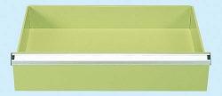 サカエ(SAKAE) [PKR-RFC] 「直送」【代引不可・他メーカー同梱不可】「車上渡し」 ニューパールワゴン引出し付 オプション 深引出し(レール付) PKRRFC