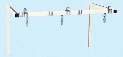 【個人宅配送不可】サカエ(SAKAE) [LS-1200S] 「直送」【代引不可・他メーカー同梱不可】「車上渡し」 ラインシステム オプション スライドレール LS1200S