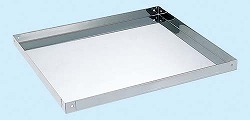 【個数:1個】サカエ(SAKAE) [SB-1SU] 「直送」【代引不可・他メーカー同梱不可】「車上渡し」 ステンレス スペシャルワゴン オプション 棚板 SB1SU