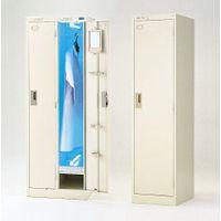 0-2380-02 直送 代引不可・他メーカー同梱不可 ユ-ブイロッカ- UVL-2 0238002