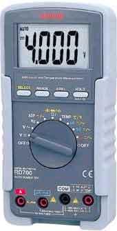 sanwa 三和電気計器 RD700 デジタルマルチメータ RD-700【送料無料】