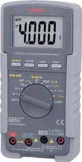 sanwa(三和電気計器) [RD701] デジタルマルチメータ RD-701