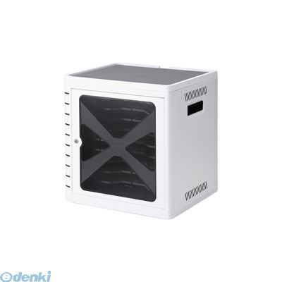 サンワサプライ [CAI-CAB16W] iPad・タブレット収納キャビネット(10台収納) CAICAB16W【送料無料】