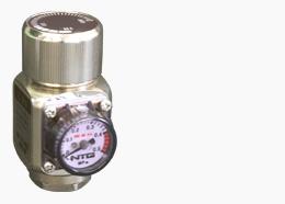 日本炭酸瓦斯 NR-24-L レギュレーター 可変式 低圧用 オープン/クローズあり NR24L