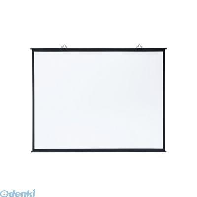 【個数:1個】サンワサプライ PRS-KB100 プロジェクタースクリーン 壁掛け式 PRSKB100