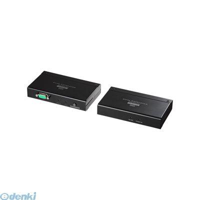 サンワサプライ VGA-EXKVMU KVMエクステンダー USB用・セットモデル VGAEXKVMU【送料無料】