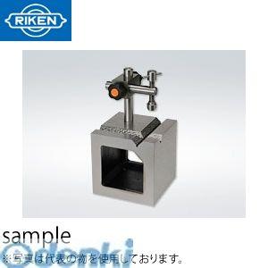理研計測器 RBV-150 V溝付桝形ブロック RBV150【送料無料】