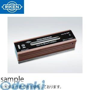 【納期:約2週間】理研計測器 [RFL-AA1505] 平形精密水準器A級AA RFLAA1505
