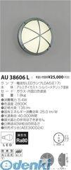 コイズミ照明 [AU38606L] LED防雨ブラケット【送料無料】