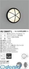 コイズミ照明 [AU38607L] LED防雨ブラケット【送料無料】