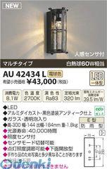 コイズミ照明 AU42434L LED防雨ブラケット 流行 送料無料 2020 新作 2月1日は最大400円OFFクーポン+ポイント2倍