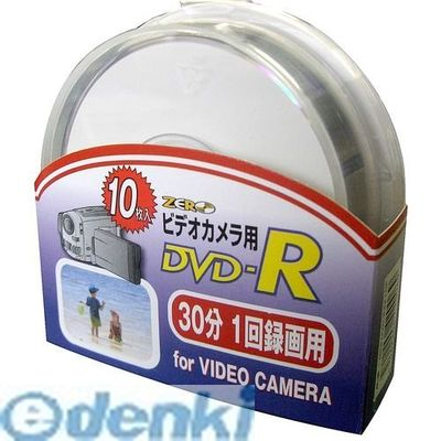 TMIジャパン [MINIDVD-R4X10P] ビデオカメラ用DVD-R 10枚パック MINIDVDR4X10P