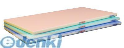 [AMNJ918] 抗菌ポリエチレン全面カラーかるがるまな板 600×350×H18mm 青