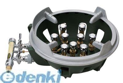 [DKV9001] つくしコンロKC-91H(パイロット付) LPガス