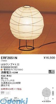 遠藤照明 ERF2051N テーブルスタンド 和風