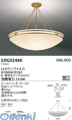 遠藤照明 [ERG5246K] シーリング【送料無料】