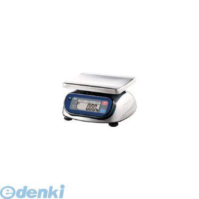 【使用地域の記入が必要】エー・アンド・デイ A&D SK5000IWP 防塵防水デジタルはかり【検定付】 392-2332