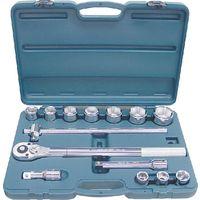 シグネット 工具 SIGNET 14715 3/4DR 15PC mm ソケットレンチセット 14715