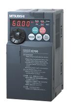【予約受付中】MITSUBISHI 三菱電機 FR-E720-2.2K インバータFREQROL-E700シリーズ FRE7202.2K